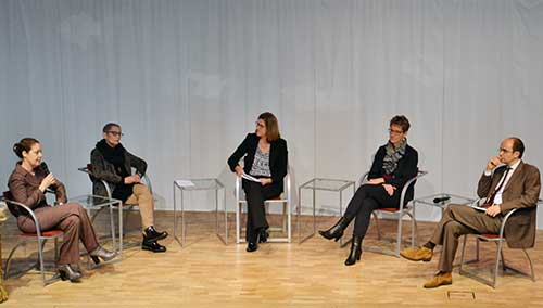 Diskussionsrunde am Selbsthilfe-Aktionstag 12.11.2016 in Ulm